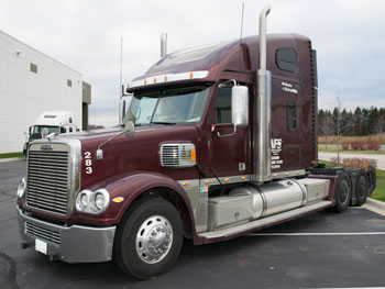 Nationwide Freight Systems Logistics